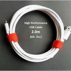 Hi-performance USB cable