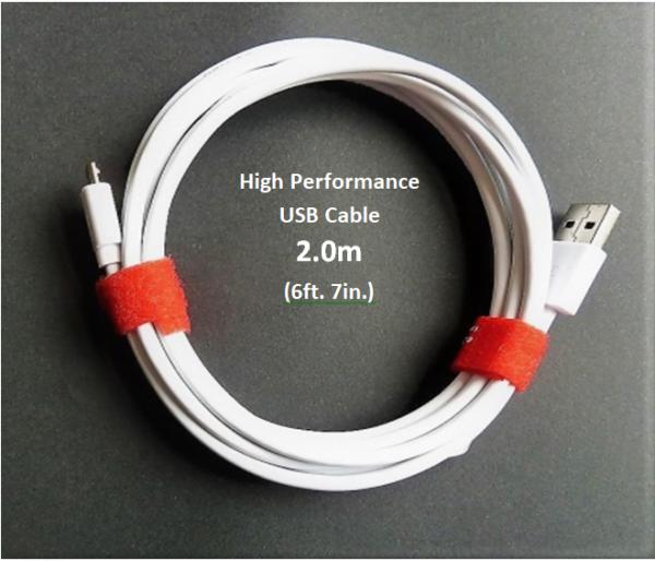 Hi-performance USB cable